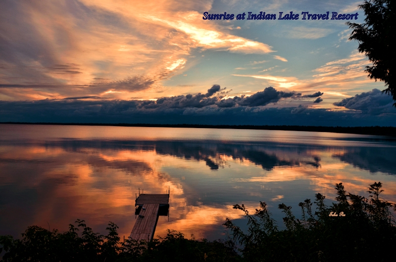 Indian Lake Travel Resort - Click the photo to see a larger version